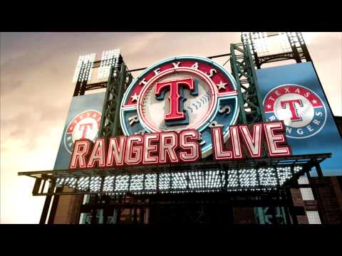 Fox Sports Southwest Rangers Paloma Villicana