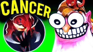NaVi Dendi [Sniper] Best Cancer Build for WIN! Natus Vincere is ALIVE! Dota 2
