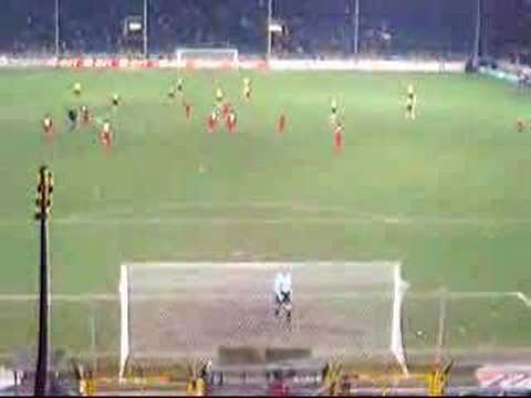 Oliver Kahn in Dortmund - YouTube