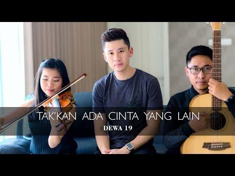 Takkan Ada Cinta yang Lain (Dewa19) Cover by Amadea Pranoto, Hendripan, and Davidset