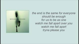 Nothing But Thieves - Six Billion (lyrics)