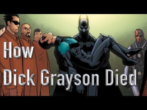 Thumbnail: How Did Dick Grayson Die In Injustice Gods Among Us?