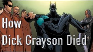 How Did Dick Grayson Die In Injustice Gods Among Us?