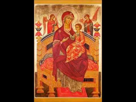 акафист иконе всецарица