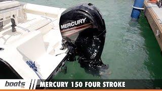 Mercury 150 Four Stroke: First Look Video Sponsored by United Marine Underwriters