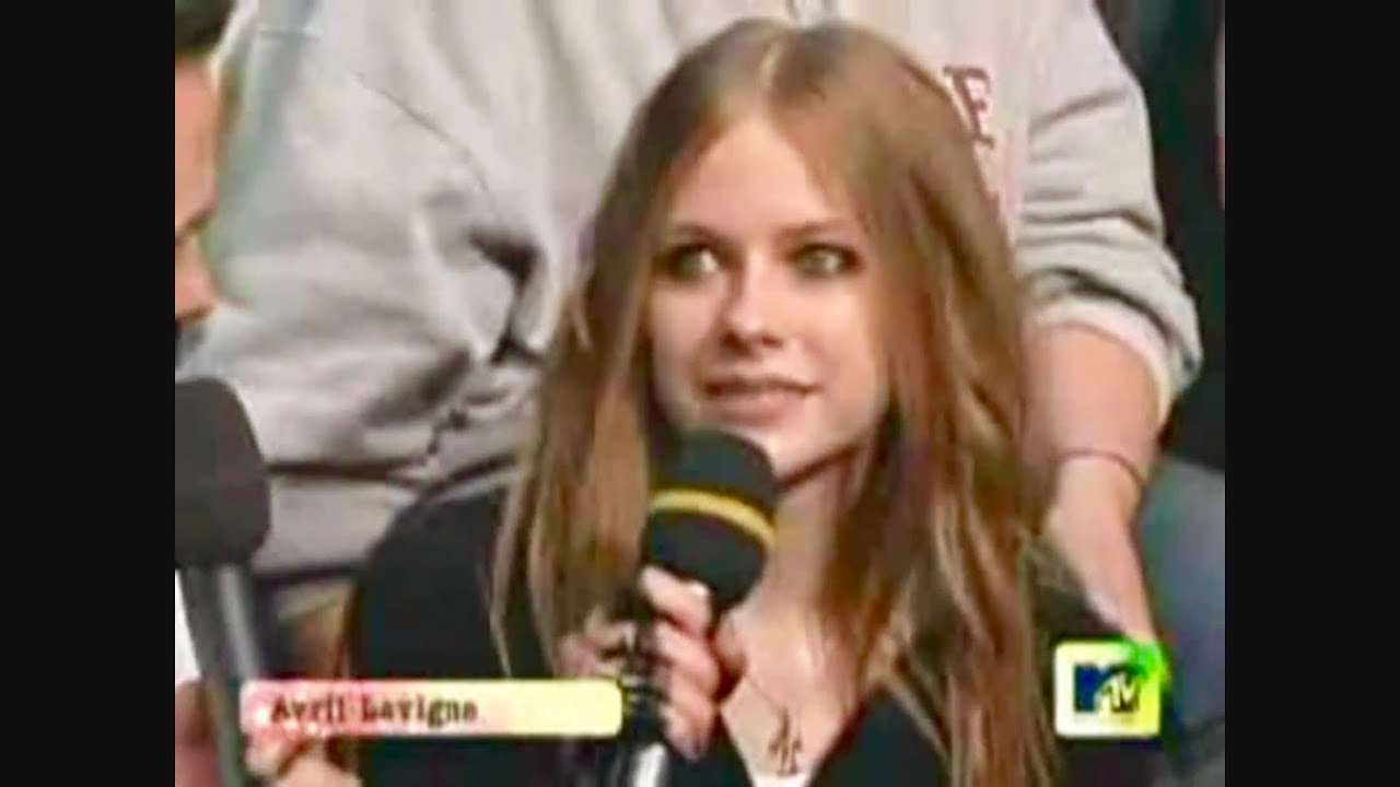 Lavigne Interview Avril