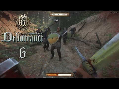 Let's Play Kingdom Come Deliverance Episode 6: Once Again - [Gameplay]