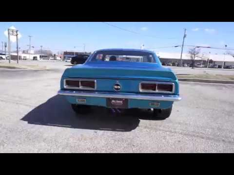 1968 CHEVROLET CAMARO FACTORY BIG BLOCK SS/RS FOR SALE!! DRIVING!!