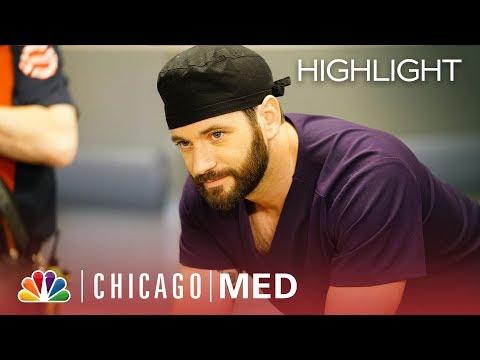 Kidd Recovers - Chicago Med (Episode Highlight)