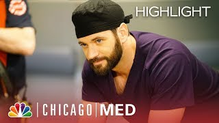 Kidd Recovers - Chicago Med (Episode Highlight)
