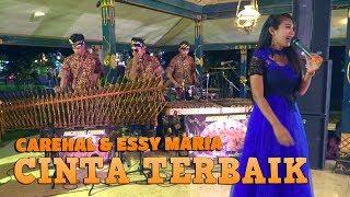 Download lagu CINTA TERBAIK Angklung Carehal feat Si Cantik Essy Maria Ambarrukmo Jogja MP3