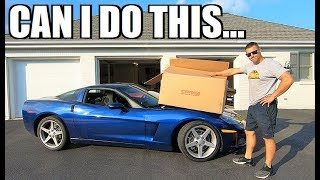 Learning How to Build My Own Car... CATLESS Headers and Straight Pipes!!!