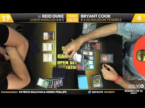 SCGINVI - Invitational - Round 6 - Reid Duke vs Bryant Cook