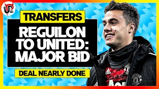 Reguilon Deal Nearly DONE | Man Utd Transfer News