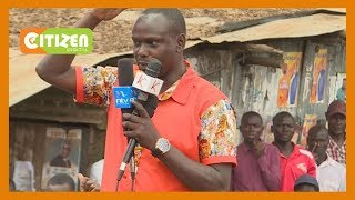 Candidates hold campaigns ahead of November 7th Kibra by-election