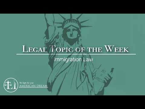 Legal Topic of The Week - Convention Against Torture -CAT- Vs. Asylum
