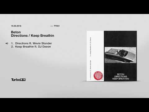 Beton - Directions ft. Wevie Stonder