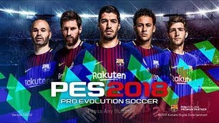 PES 2018 - Best Soccer Android/IOS Game 2018
