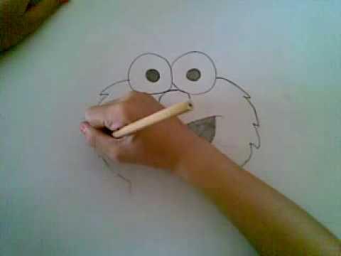 how to draw elmo youtube
