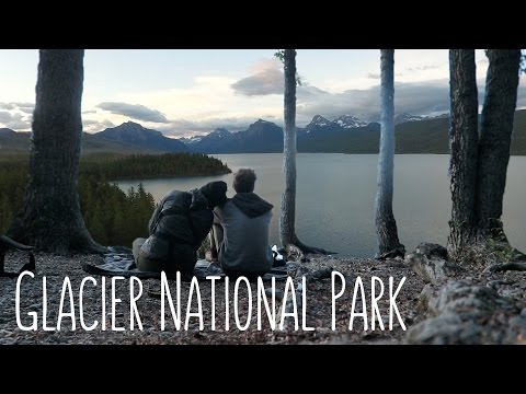 VAN LIFE: EPIC GLACIER SUNSET!!! | Steps to Wander 📍 Glacier National Park