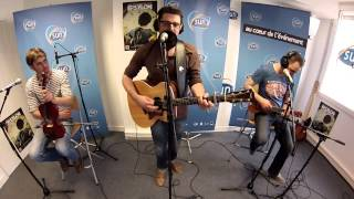 EPSYLON - Reprise acoustique:  La Cerise - Matmatah sur Sun Radio
