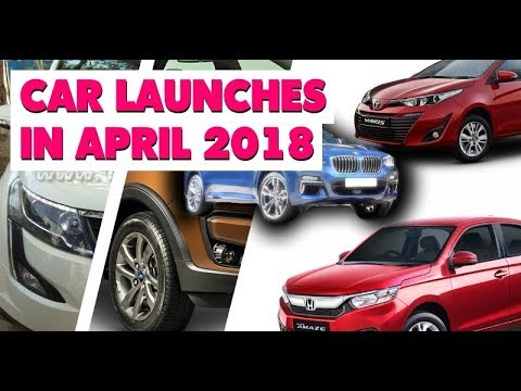 Upcoming Cars and SUVs in India for April 2018 -- English | Cartoq
