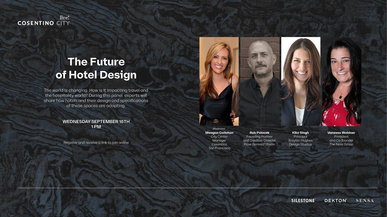 The Future of Hotel Design | Cosentino