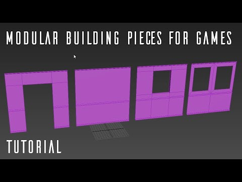 [TUTORIAL] Modular Building in UE4
