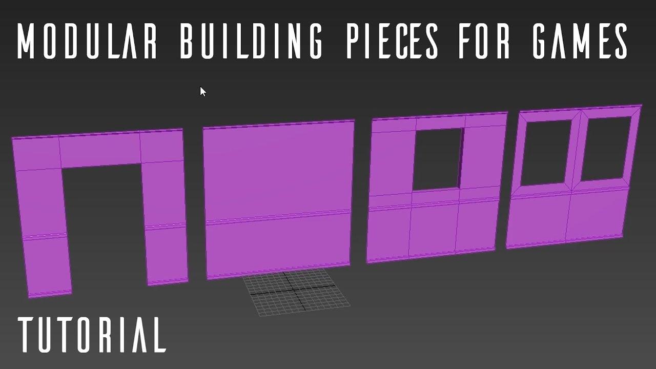 Tutorial modular building in ue4 youtube tutorial modular building in ue4 youtube malvernweather Gallery