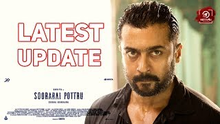 Soorarai Pottru Latest Update! | Suriya | GV Prakash | 2D Entertainment | Sudha Kongara | Nettv4u