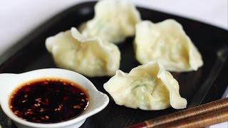 基础水饺 黄瓜虾仁