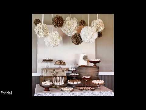 Cheap Wedding Table Decoration Ideas