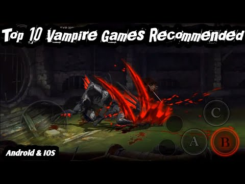10 Game Vampire Android & IOS Terbaik | Online & Offline