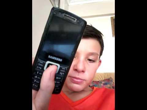 Samsung C5212 Tanıtımı Yaptım