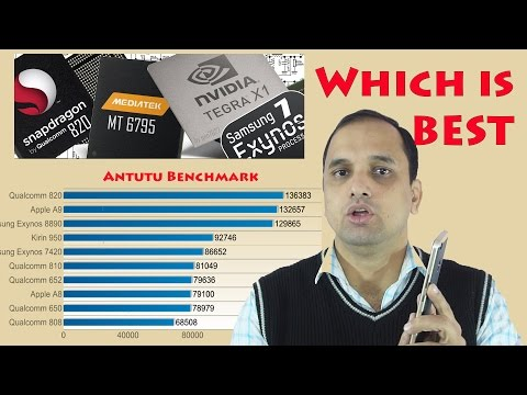 Mobile Processors| Mediatek, Qualcomm, Exynos, Kirin, Tegra| Which one is Best??