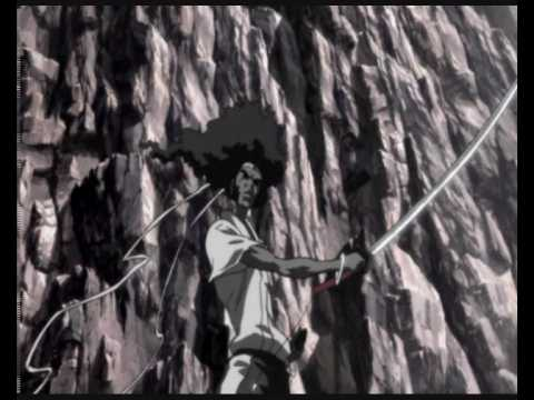 Afro Samurai Fight Compilation Part 1 of 3