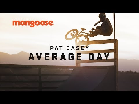 PAT CASEY: AN AVERAGE DAY