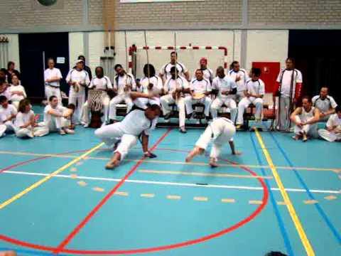Batizado Batuque Capoeira 15 Anos: Jo-An