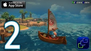 Oceanhorn: Monster of Uncharted Seas iOS Walkthrough - Part 2 - Tikarel, Bomb Island
