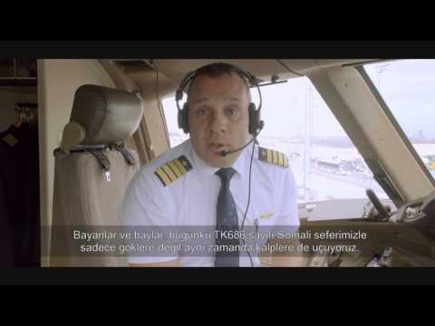 Turkish Airlines - Somalia
