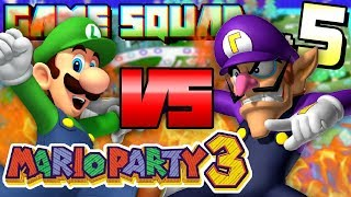 GAME SQUAD | Mario Party 3 - Woody Woods Part 5 (A FINALE OF DUELS)