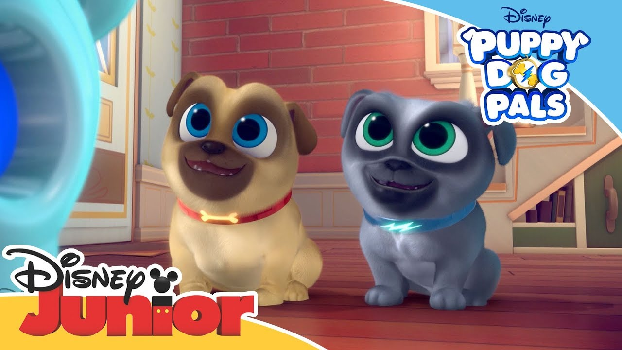 Puppy Dog Pals Adventure Promo