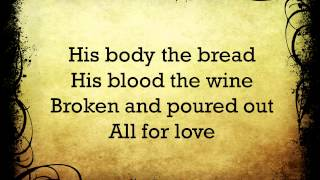 Chris Tomlin - Jesus Messiah Instrumental with Lyrics