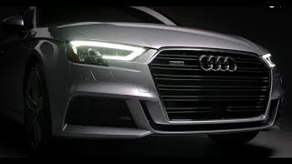 2017 Audi A3: Overview