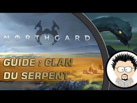 FR NORTHGARD Guide 07 Clan du Serpent |