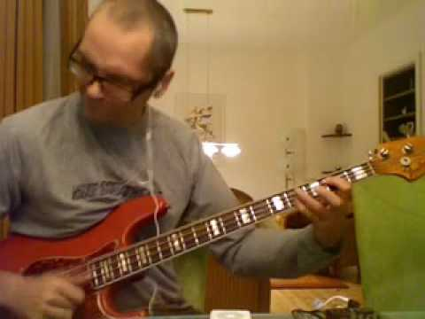 Ill be good to you - Brothers Johnson - bass playalong
