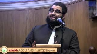 Countering Heedlessness - Sh Abdul Nasir Jangda - IANT Khutbah 2014 0815