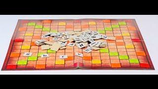 Обзор - распаковка игрушек Игра Ерудит   ДАНКО - ТОЙС