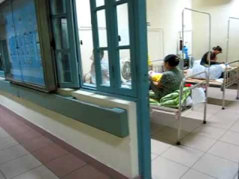 Kinh hoàng bệnh viện Phụ sản