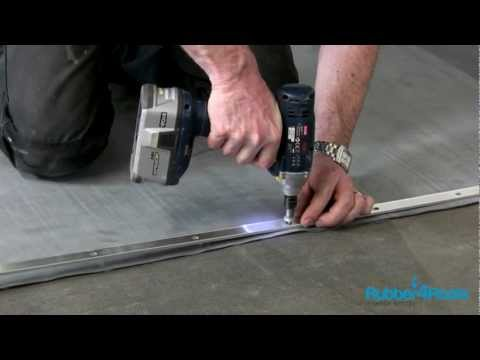 How to Join EPDM Rubber Membrane to Existing Roofing Materials from Rubber4Roofs